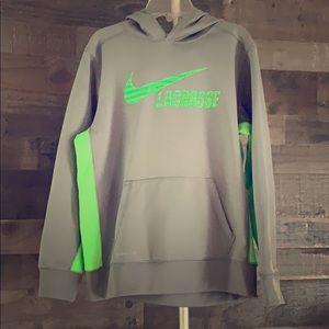 Nike Boys Lacrosse Hoodie